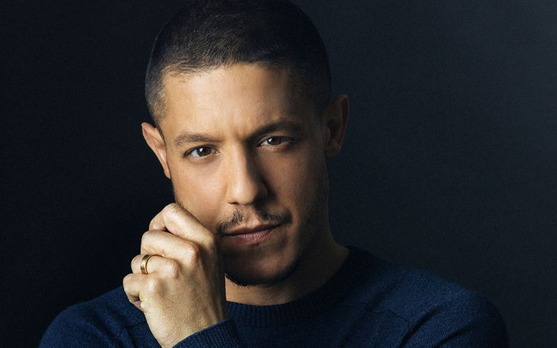 Actor Theo Rossi. - Theo Rossi