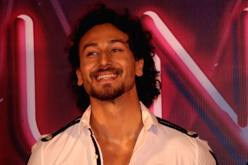 "Actor Tiger Shroff during the trailer launch of his upcoming film ""Munna Michael"" in Mumbai, on June 4, 2017. - Tiger Shroff"