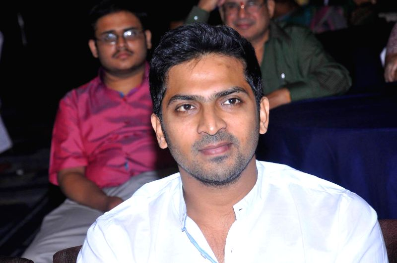 Actor Vaibhav during the launch of telugu film Anamika audio release function held at Hyderabad - Vaibhav