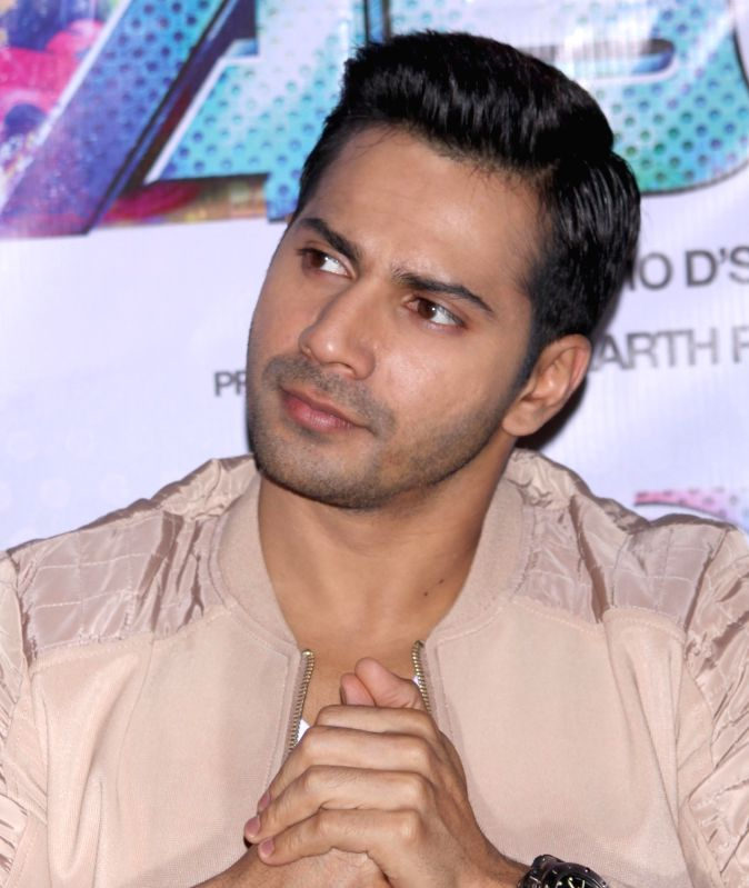 Actor Varun Dhawan. (File Photo: IANS)
