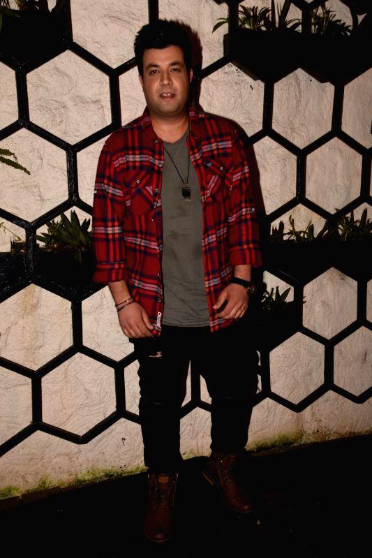 Actor Varun Sharma at the producer Dinesh Vijan birthday celebration in Mumbai on July 26, 2018. - Varun Sharma