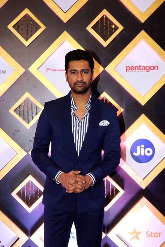 Actor Vicky Kaushal at the Jio MAMI 20th Mumbai Film Festival concluded in Mumbai on Nov 1, 2018.