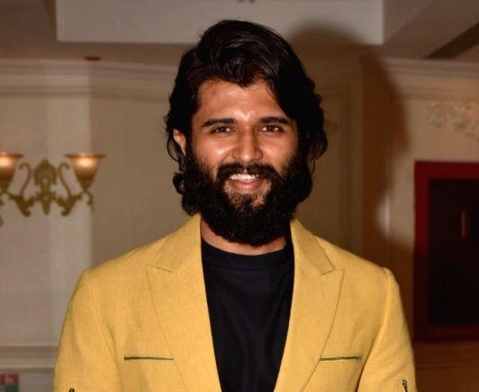 Actor Vijay Devarakonda