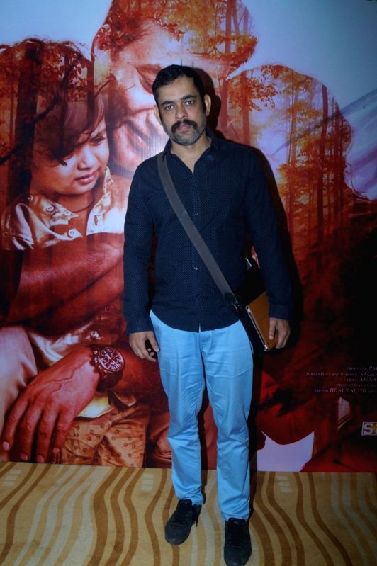Actor Vineet Sharma during the music launch of film My Father Iqbal in Mumbai, on August 6, 2016. - Vineet Sharma