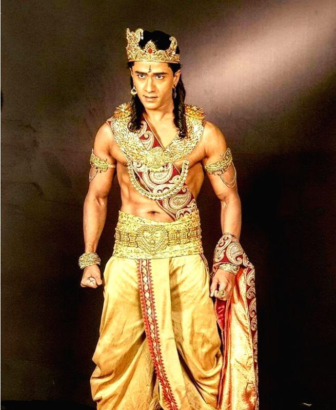 Actor Vinit Kakar.