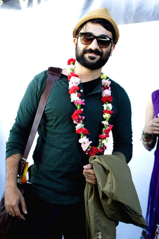 Actor Vir Das arrives to attend the 15th Annual IIFA weekend in Florida of United States of America. - Vir Das