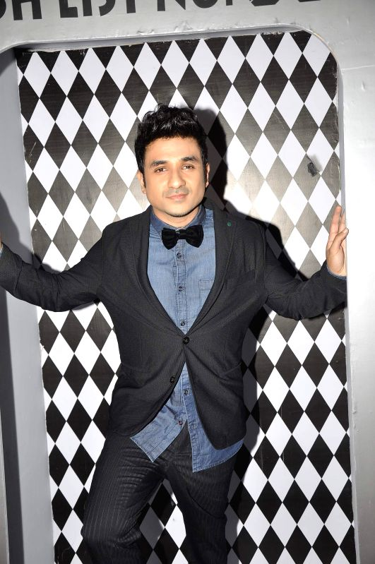Actor Vir Das during the music launch of film Amit Sahni Ki List in Mumbai on June 18, 2014. - Vir Das