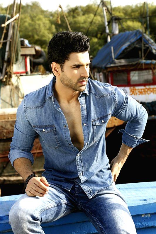 Actor Vivek Dahiya. - Vivek Dahiya
