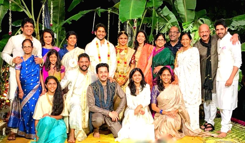 Naga chaitanya, Samntha Christian Wedding - Stills - Naga