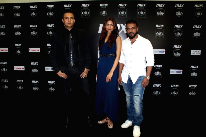 Elite Model Look India 2017 auditions - Look India, Parvathy Omanakuttan and Marc Robinson