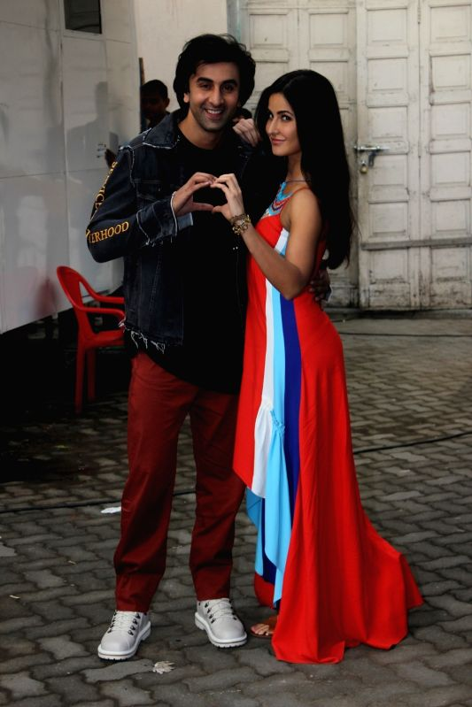 Promotion of film  - Ranbir Kapoor and Katrina Kaif