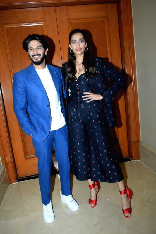Sonam Kapoor puts on her lucky pants for The Zoya Factor