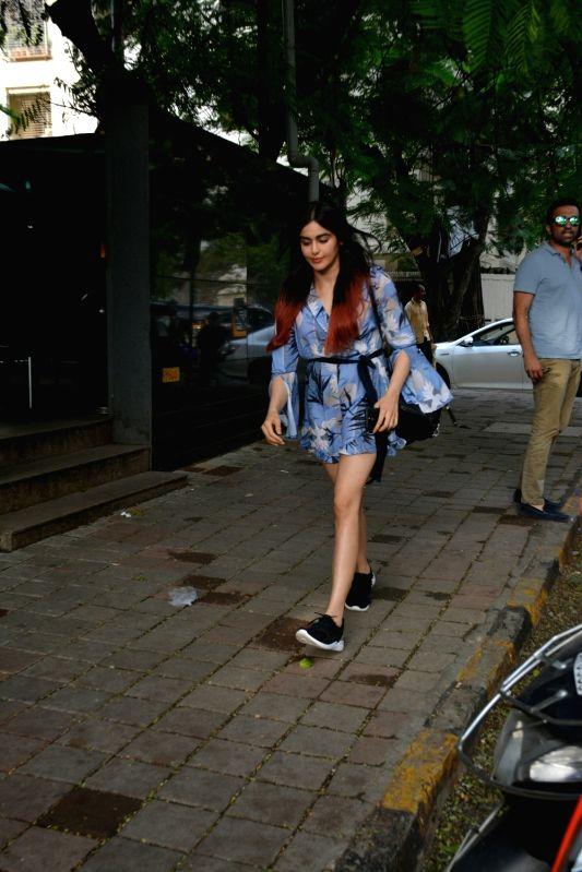 Actress Adah Sharma seen at Mumbai's Khar on July 19, 2018. - Adah Sharma
