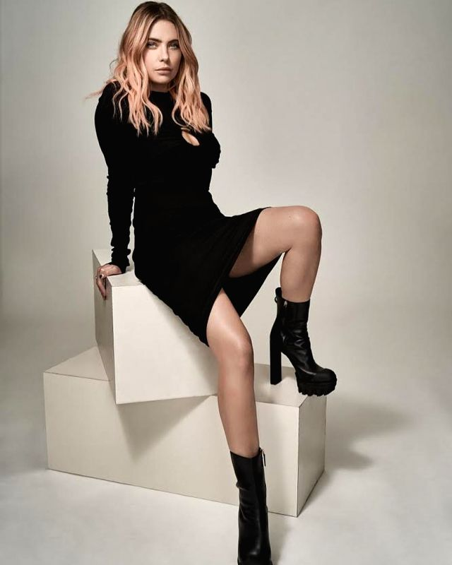 """Actress Ashley Benson is not someone who likes to reveal details about her personal life. The """"Pretty Little Liars"""" star says this helps in protecting one's relationship."""