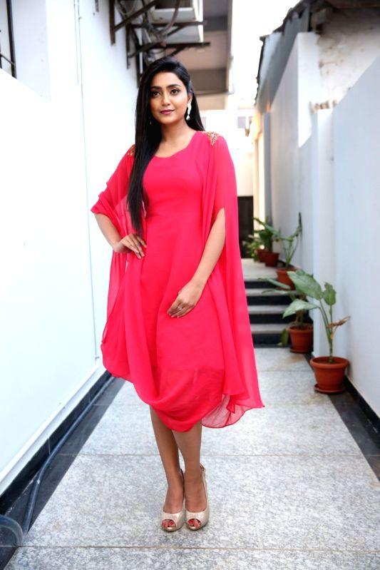 Actress Avanthika Mishra during the launch of a salon in Mumbai on Jan 27, 2018. - Avanthika Mishra