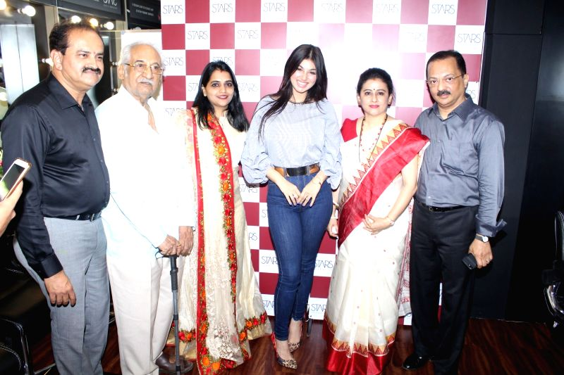Actress Ayesha Takia during a program in Mumbai, on June 6, 2017. - Ayesha Takia