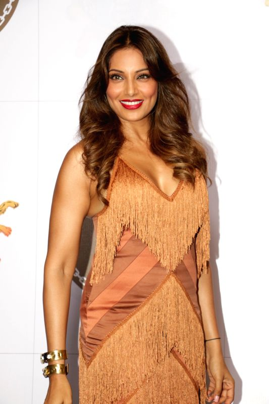 Actress Bipasha Basu during 24K Gold Party in Mumbai, India on Aug 13, 2015. - Bipasha Basu