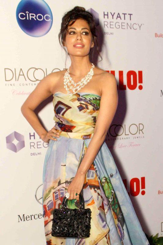 Actress Chitrangada Singh at the celebration of success of Hello! magazine in New Delhi on July 25, 2014. - Chitrangada Singh
