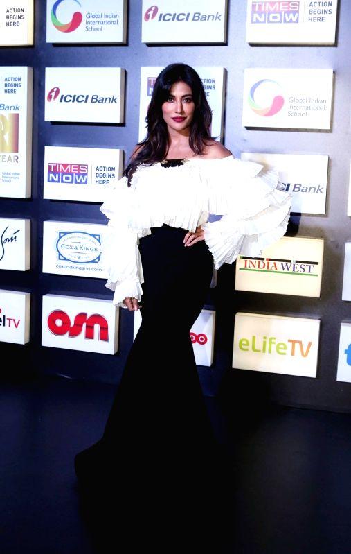 Actress Chitrangada Singh at the NRI of the Year Awards 2018 in Mumbai on July 11, 2018. - Chitrangada Singh