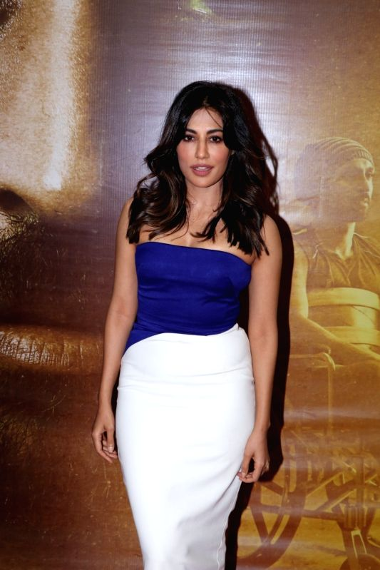 "Actress Chitrangada Singh at the success party of her film ""Soorma"" in Mumbai on Aug 3, 2018. - Chitrangada Singh"