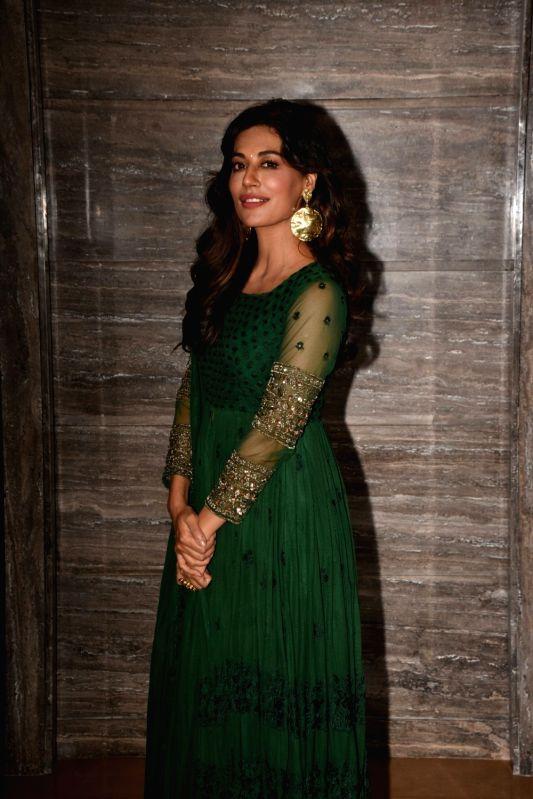 Actress Chitrangada Singh during a media interaction in Mumbai on July 20, 2018. - Chitrangada Singh
