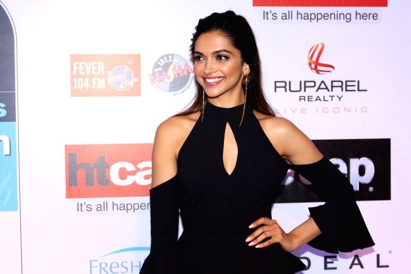 Actress Deepika Padukone. (File Photo: IANS)