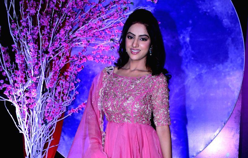 Actress Deepika Singh.