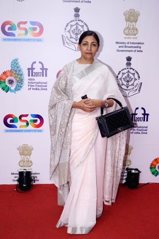 IFFI 2017 - Premier of the film  - Deepti Naval