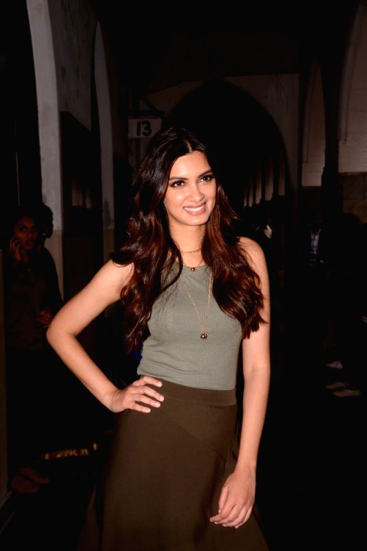 Actress Diana Penty during a programme in Mumbai on July 23, 2018. - Diana Penty