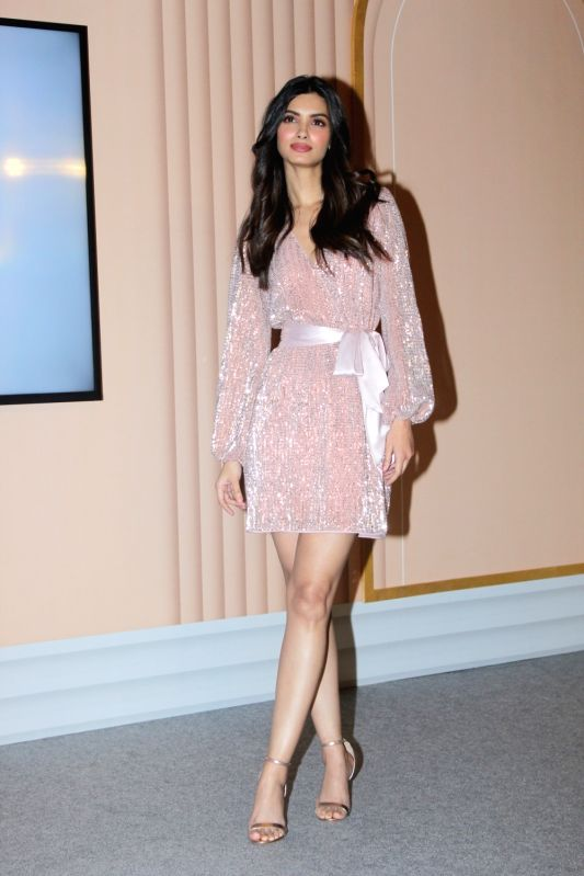 Actress Diana Penty during the launch of Forever New Autumn Winter collection in Mumbai on Oct 15, 2019.