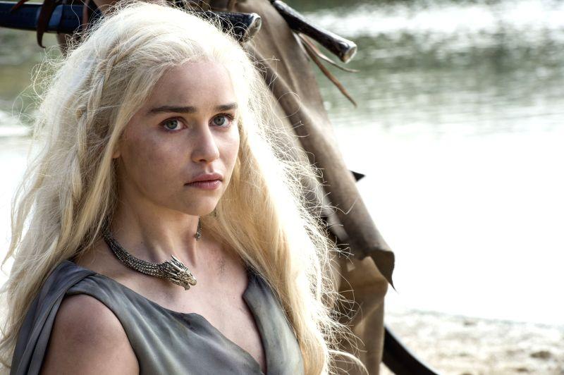 Actress Emilia Clarke - Emilia Clarke