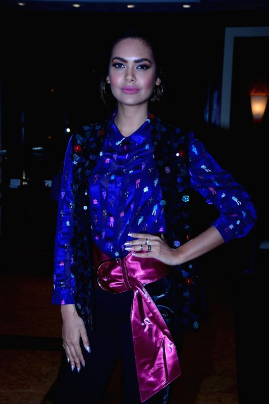 Esha Gupta during a fashion programme - Esha Gupta