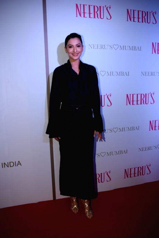 Actress Gauahar Khan at a launch of clothing store on Nov 30, 2017 in Mumbai. - Gauahar Khan