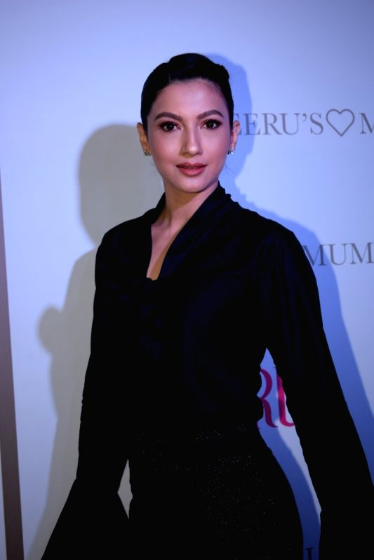 Actress Gauahar Khan at a launch of clothing store on Nov 30, 2017 in Mumbai. - Gauahar Khan