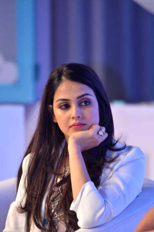 Product launch - Genelia Deshmukh, Tara Sharma - Genelia Deshmukh