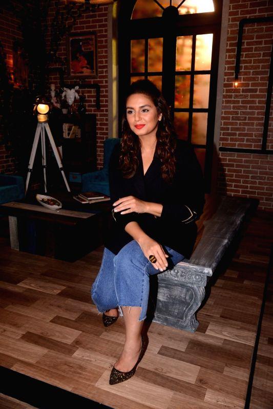 Miss Diva and Miss Universe India 2017 - Lara Dutta, Huma Qureshi - Huma Qureshi