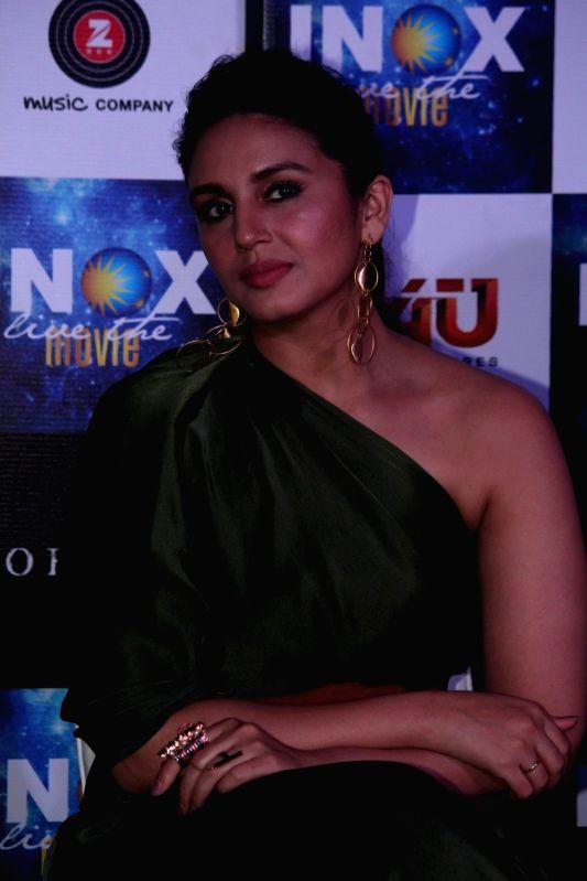Actress Huma Qureshi during the song launch of film Dobaara in Mumbai, on May 17, 2017. - Huma Qureshi