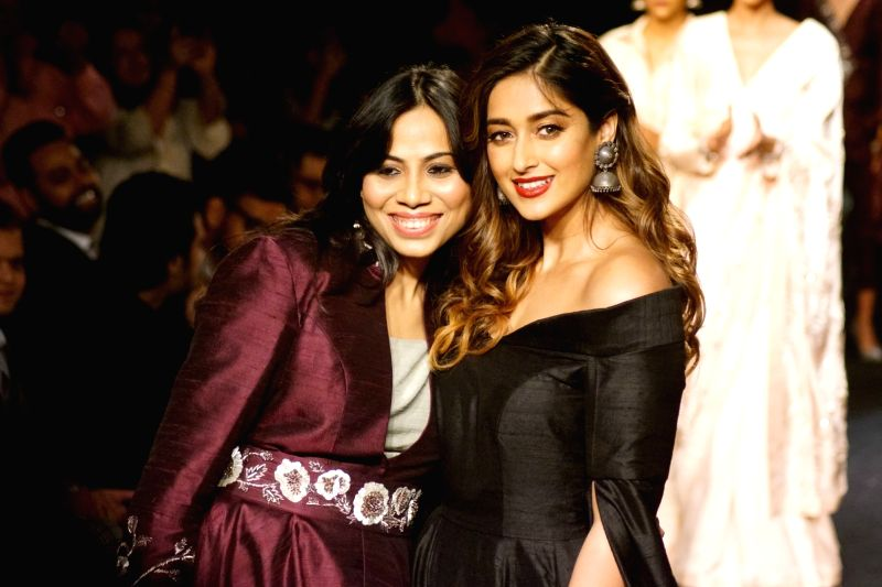 Monisha Jaising Cool Cruise S Collection Showcased Aboard The Costa Neoclica Featured Extravagant Evening Wear Contemporary And