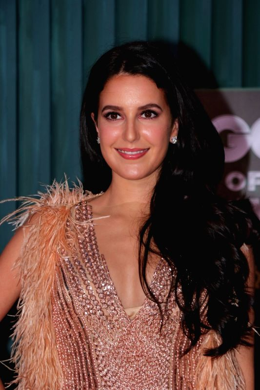 Actress Isabelle Kaif at the