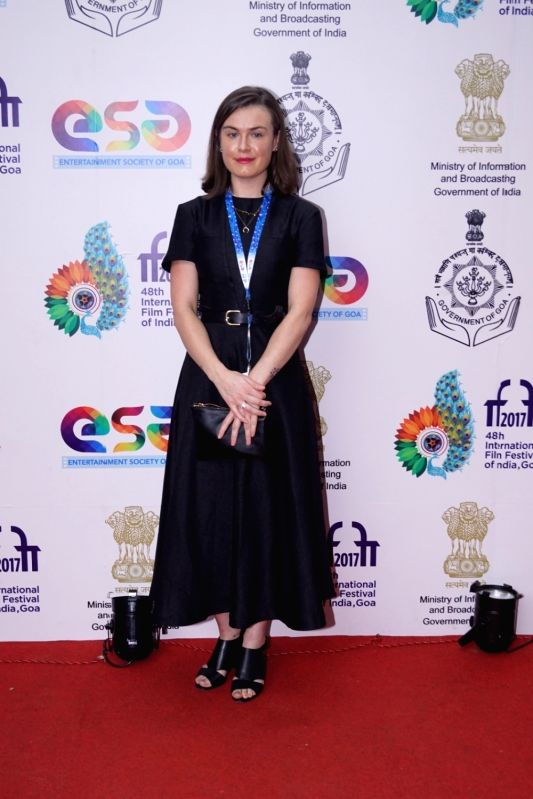 IFFI 2017 - Premier of the film  - Joanna Vanderham