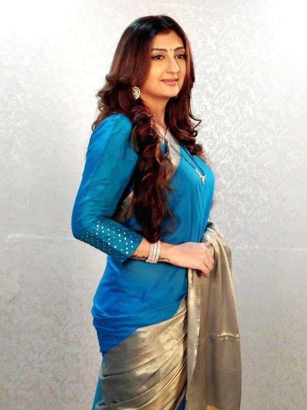 Actress Juhi Parmar.