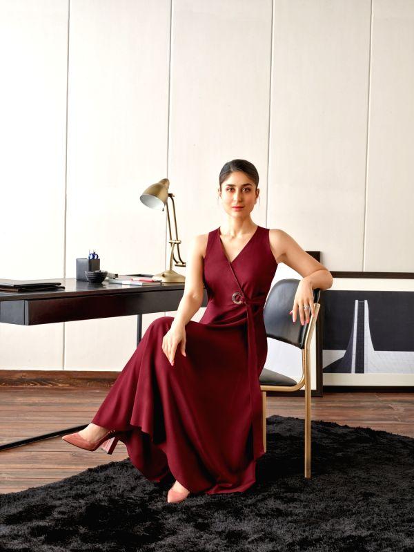 :Actress Kareena Kapoor Khan for AND.