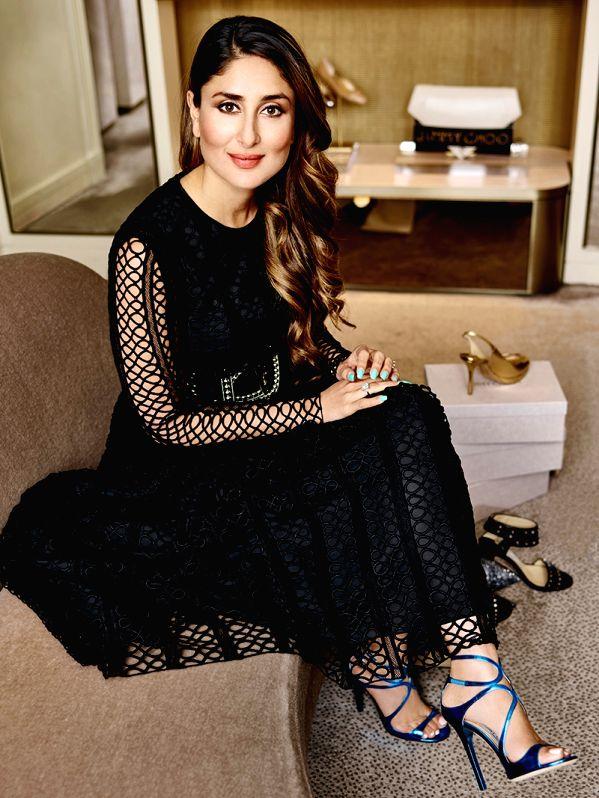 Actress Kareena Kapoor Khan visits Jimmy Choo's store in Mumbai on July 20, 2016. - Kareena Kapoor Khan