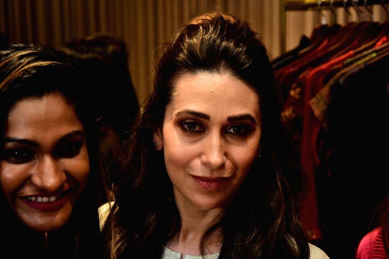 Karisma Kapoor At A Store Launch