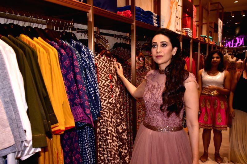 Karisma Kapoor at a store launch - Karisma Kapoor