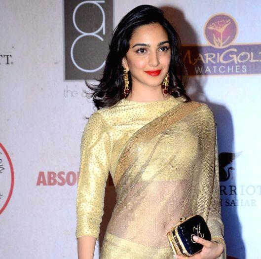 Actress Kiara Advani