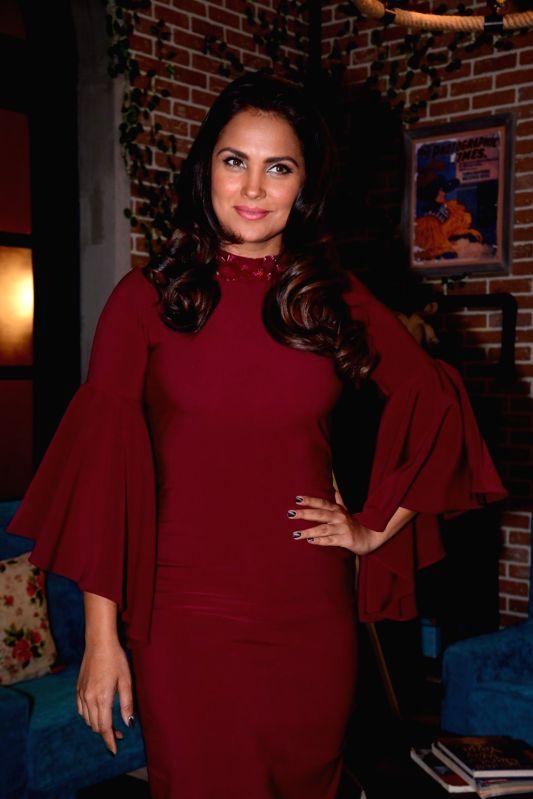 Miss Diva and Miss Universe India 2017 - Lara Dutta, Huma Qureshi - Lara Dutta