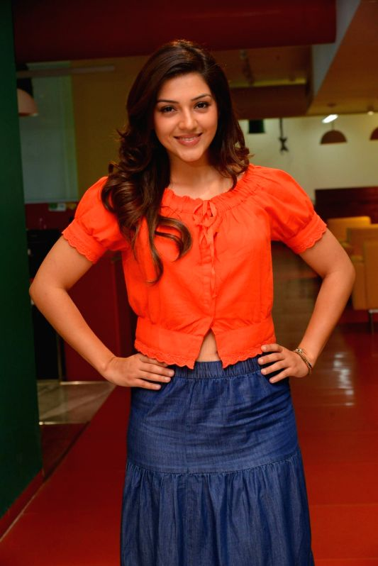 "Promotion of film ""Raja the Great"" - Mehrene - Mehrene Kaur Pirzada"