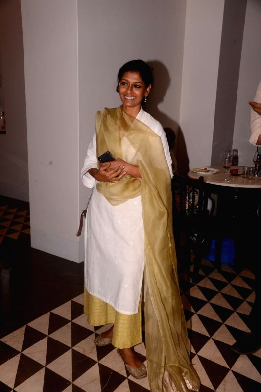 Actress Nandita Das during a programme in Mumbai on July 29, 2018. - Nandita Das