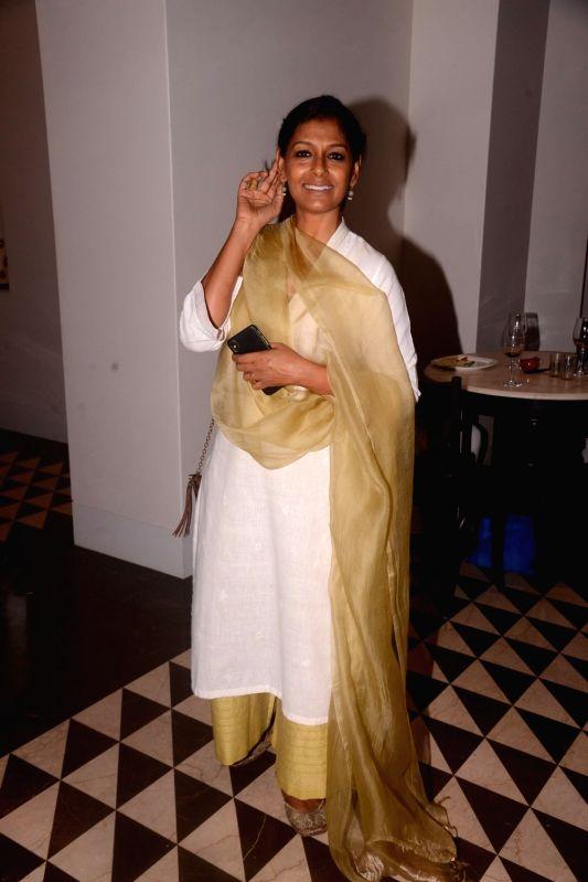 Actress Nandita Das during a programme in Mumbai on July 29, 2018. - Nandita Das
